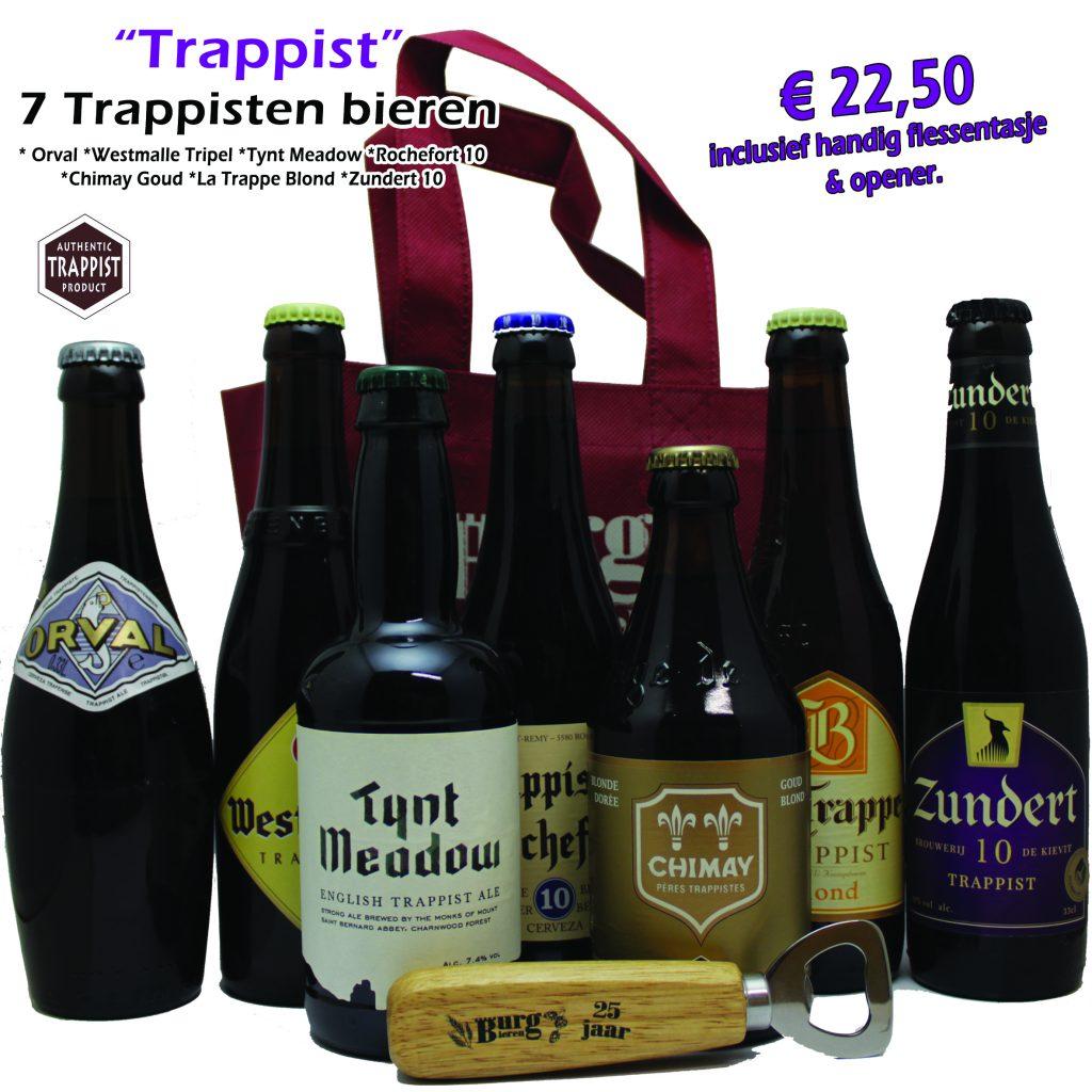 Bierpakket Trappist