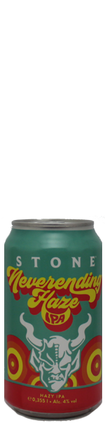 Stone Neverending Haze IPA - blik