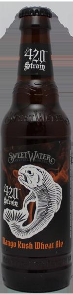 Sweet Water 420 Strain Mango Kush Wheat Ale