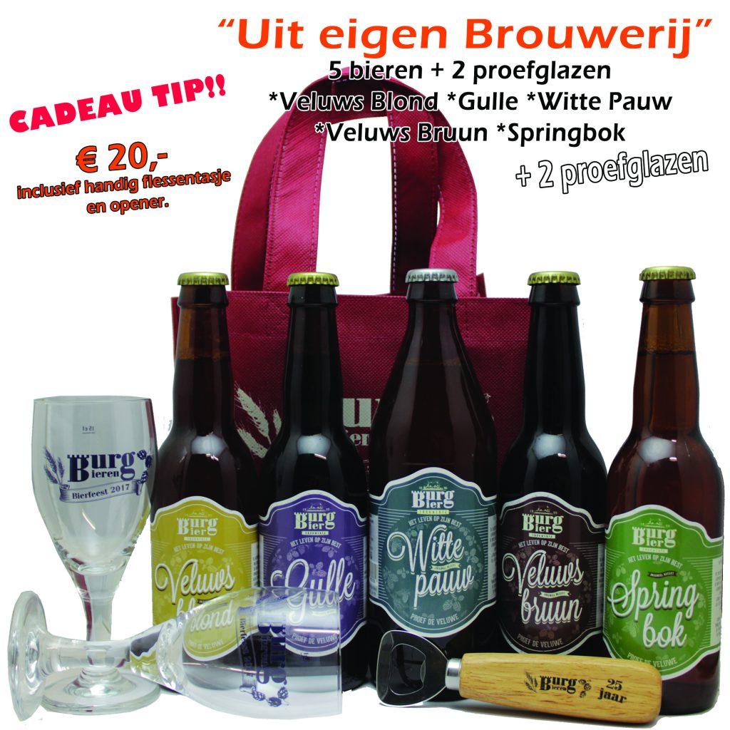 Bierpakket Eigen Brouwerij 3