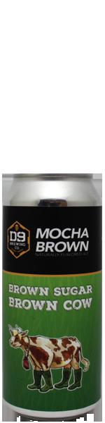 D9 Brown Sugar Brown Cow - blik