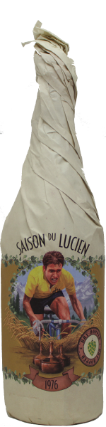 Basanina Saison du Lucien - 75cl