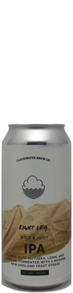 Cloudwater Right Leg - blik