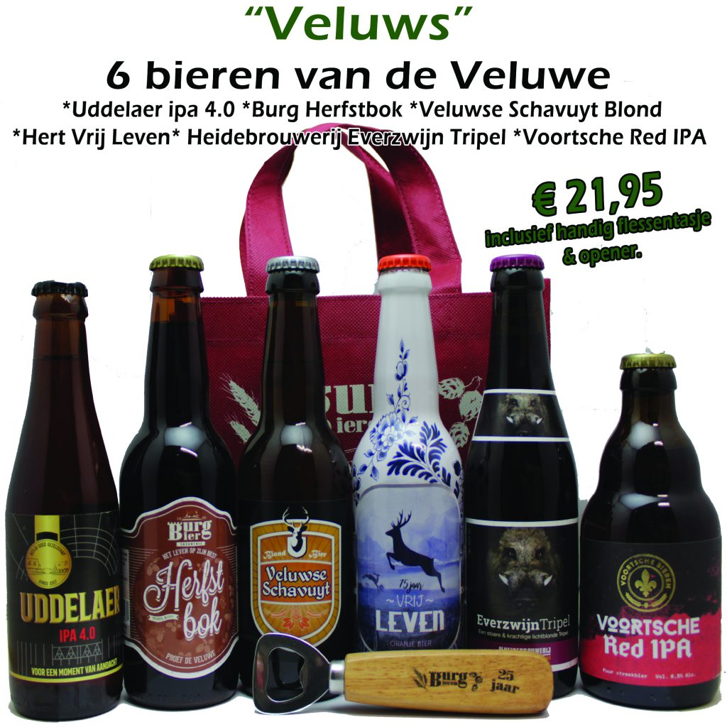 Bierpakket Veluws winkel