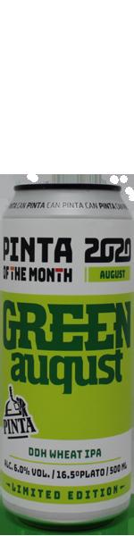 Green August - blik